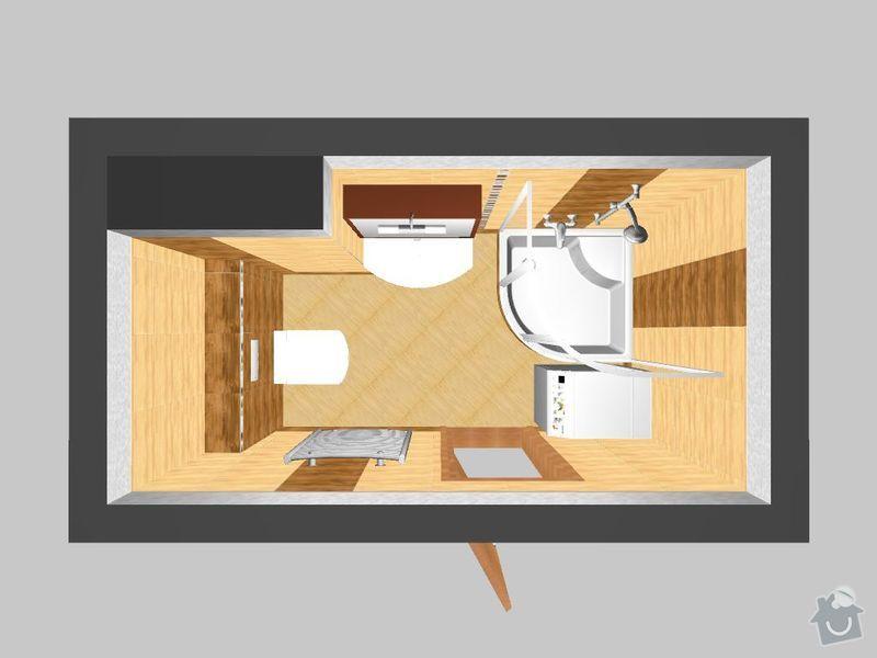 Rekonstrukce koupelny: Priklad_realizace
