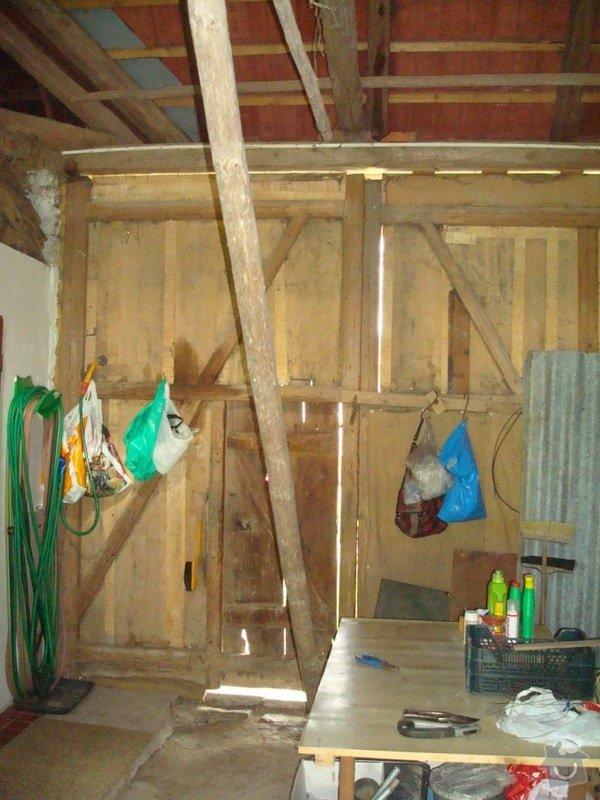 Oprava a nater vrat do stodoly : vrata_stodola