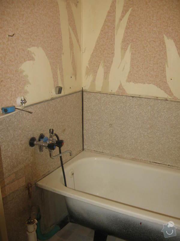 Rekonstrukce koupelny: IMG_6280