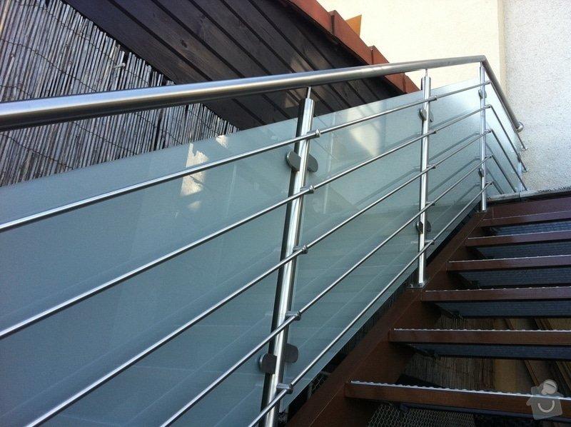 Nerezové zábradlí balkónu: IMG_1663