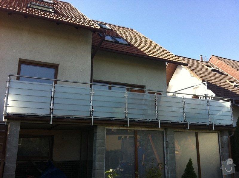 Nerezové zábradlí balkónu: IMG_1660