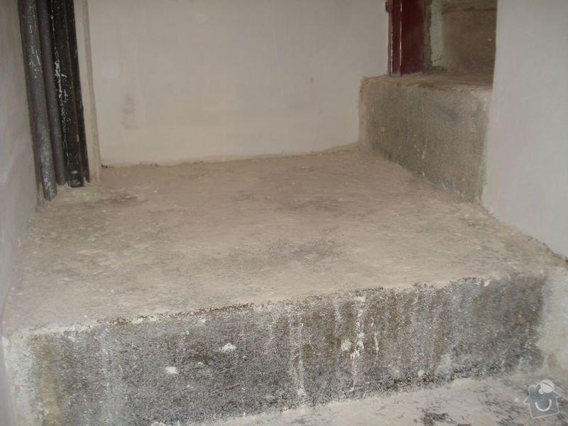 Pokládka podlahy v předsíni: Image00004