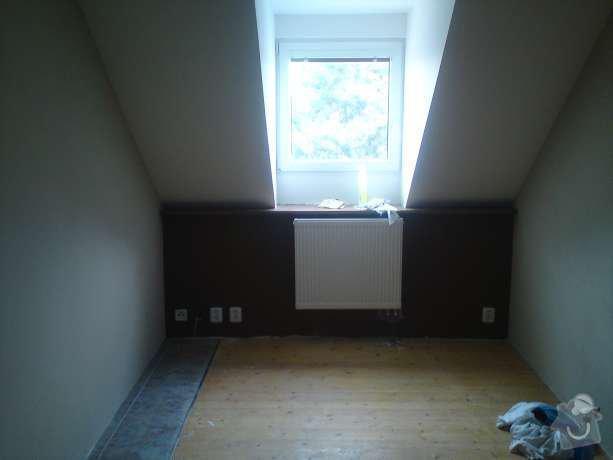 Rekonstrukce elektroinstalace v rodinném domě a montáž hromosvodu: DSC00515