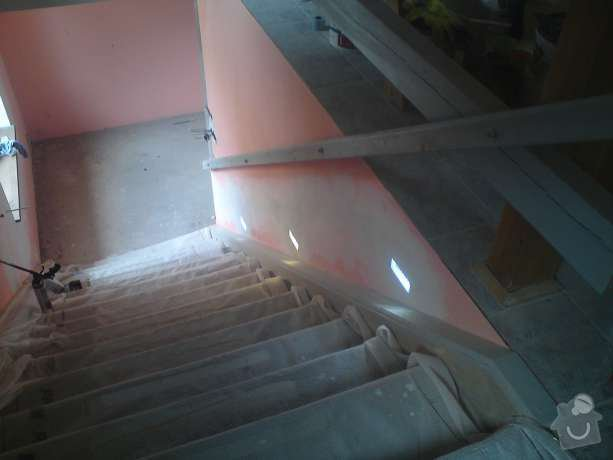 Rekonstrukce elektroinstalace v rodinném domě a montáž hromosvodu: DSC00516