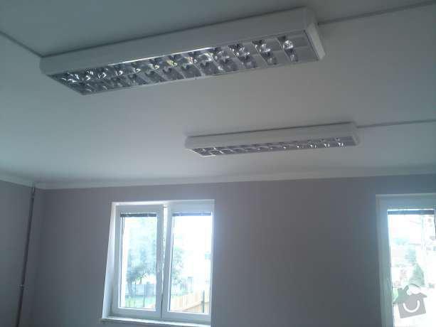 Rekonstrukce elektroinstalace v rodinném domě a montáž hromosvodu: DSC00521