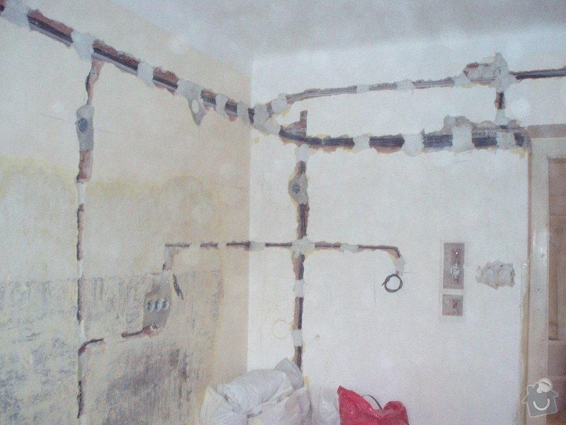 Rekonstrukce bytu v činžovním domě: a002
