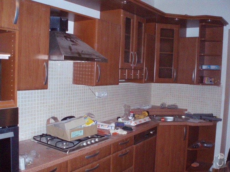 Rekonstrukce bytu v činžovním domě: a016