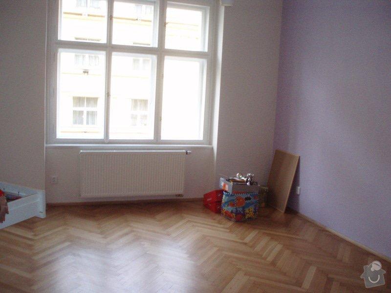 Rekonstrukce bytu v činžovním domě: a018