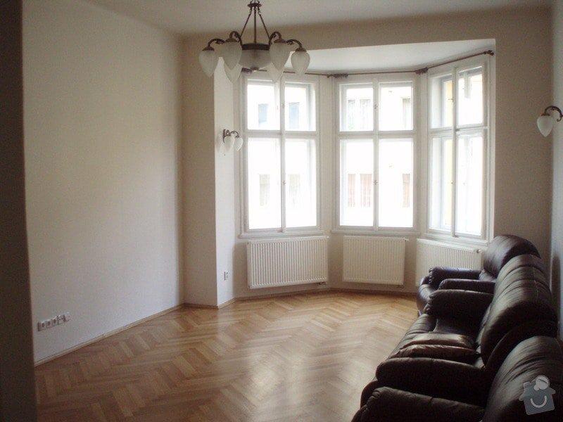 Rekonstrukce bytu v činžovním domě: a019