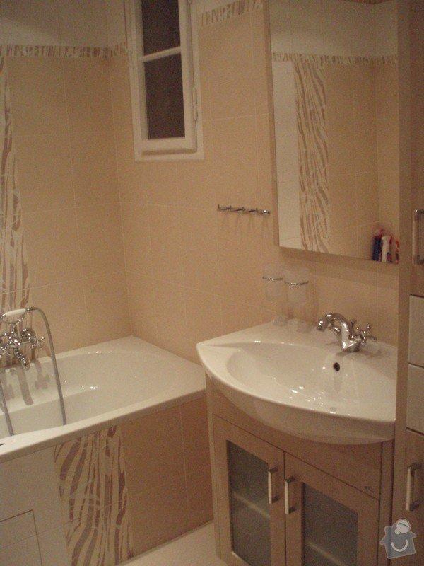 Rekonstrukce bytu v činžovním domě: a0191