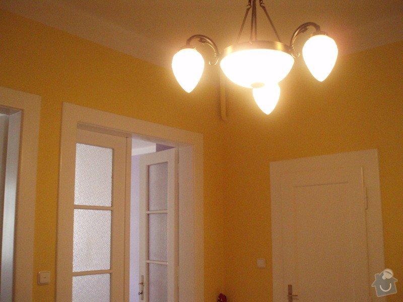 Rekonstrukce bytu v činžovním domě: a0192