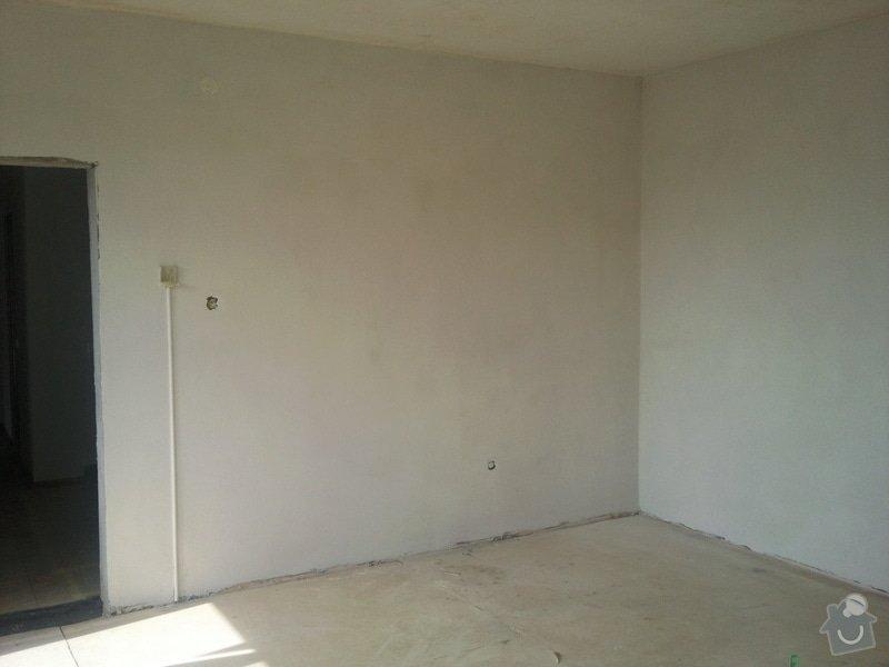 Renovace omítek v 1 pokoji a v chodbě v RD: Fotografie105