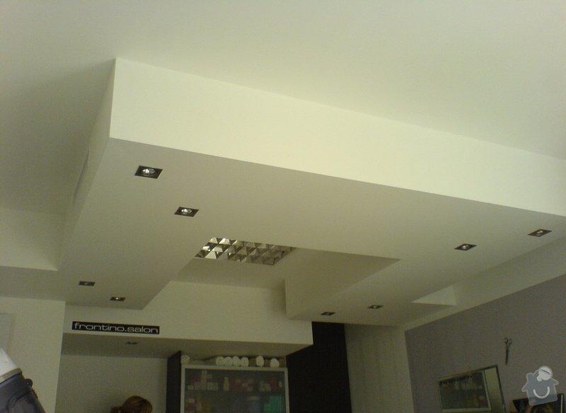Rekonstrukce kadeřnického salonu - montáže sádrokartonu: po_dokonceni_-_01
