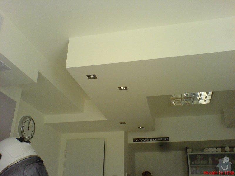 Rekonstrukce kadeřnického salonu - montáže sádrokartonu: po_dokonceni_-_02