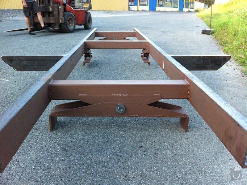 Nástavba na rám nákladního automobilu: IMG_0997