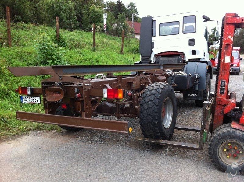 Nástavba na rám nákladního automobilu: IMG_1004