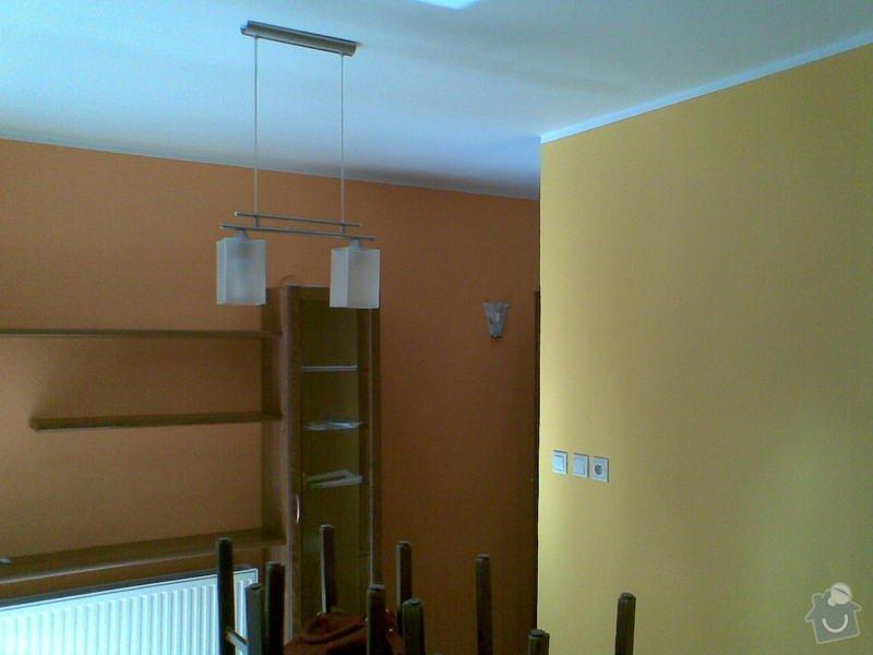Malování rodiného domu v Brně-Husovicích: Obraz004