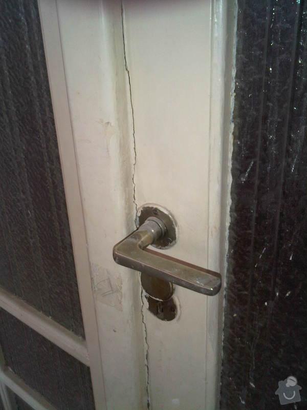 Renovace dvoukřídlých interierových dveří: IMG00273-20110625-1745