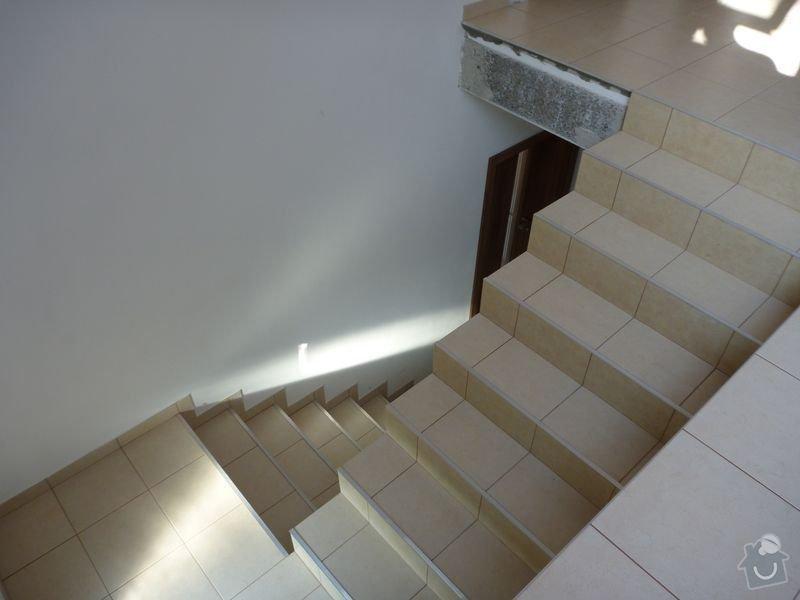 Interiérové nerezové zábradlí: schodiste-1