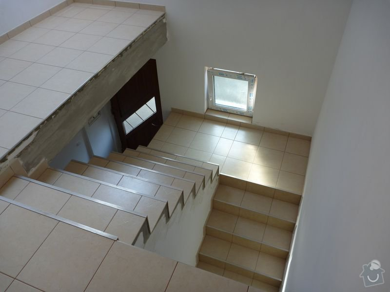 Interiérové nerezové zábradlí: schodiste-2