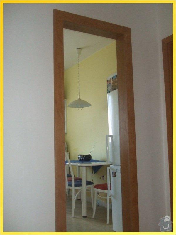 Skříňky, poličky, dokončení kuchyně, obložka...: 078