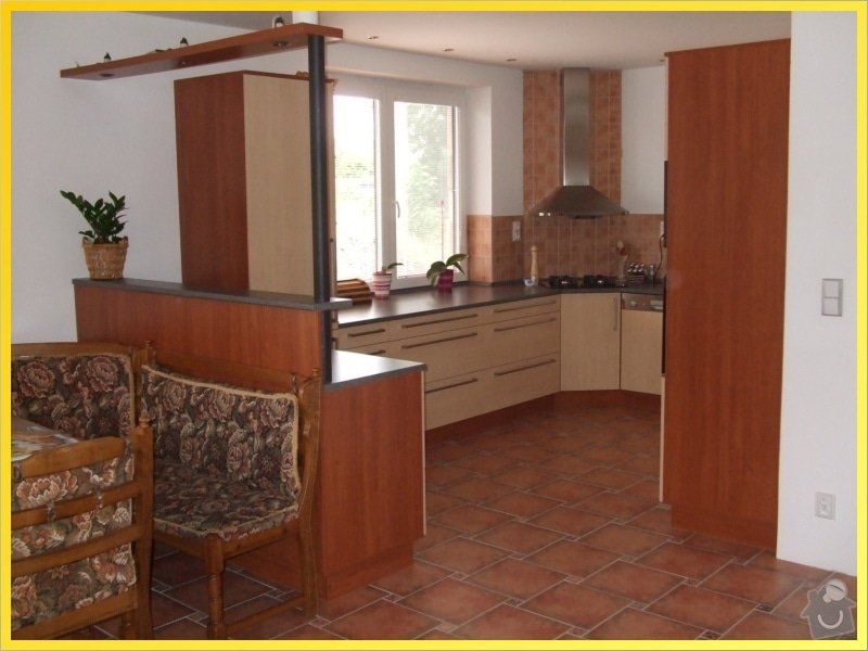Kuchyňská linka na míru: 094