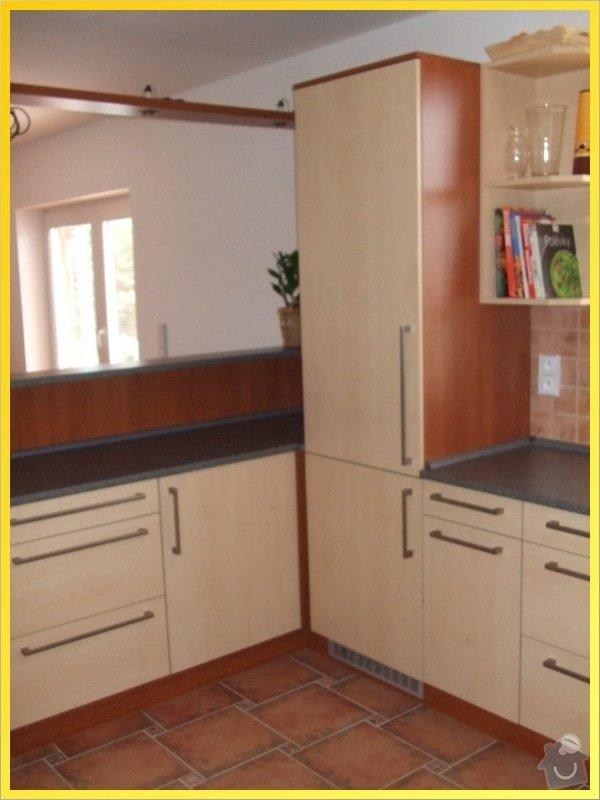 Kuchyňská linka na míru: 095