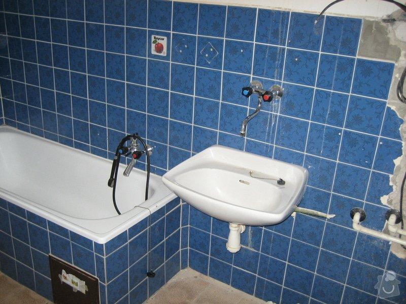 Rekonstrukce koupelny: IMG_0259