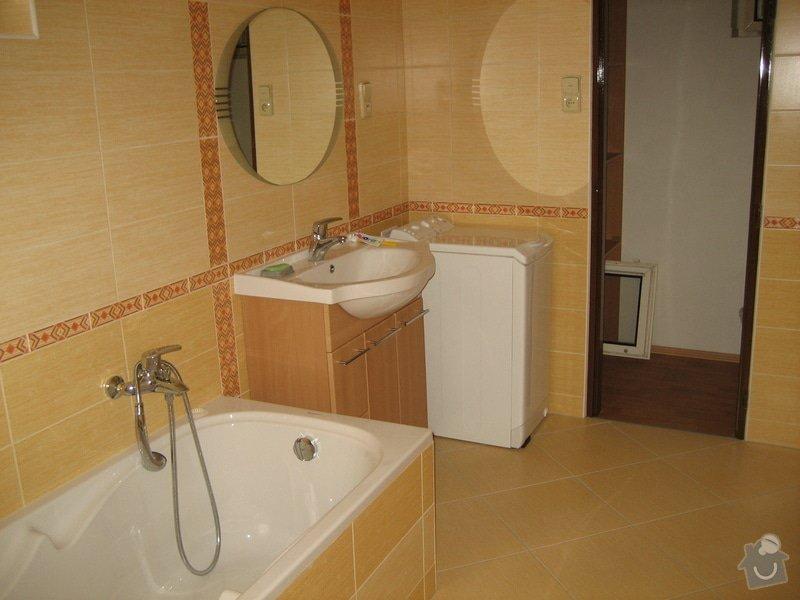 Rekonstrukce koupelny: IMG_0350