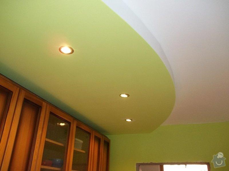 SDK stropy a nepřímé osvětlení: 104_0697