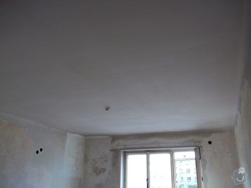 Snížené podhledy pro elektro-rozvody: 104_0303