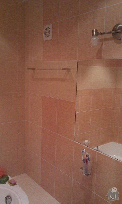 Rekonstrukce koupelny,kuchyně Proskovická: IMAG0318