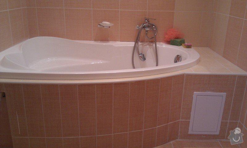 Rekonstrukce koupelny,kuchyně Proskovická: IMAG0320