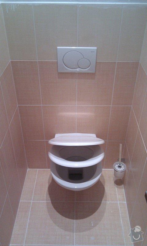 Rekonstrukce koupelny,kuchyně Proskovická: IMAG0322