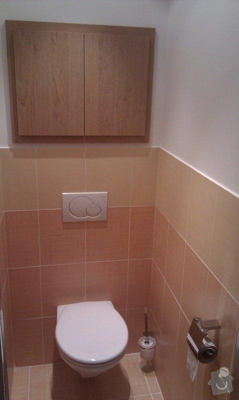 Rekonstrukce koupelny,kuchyně Proskovická: IMAG0342