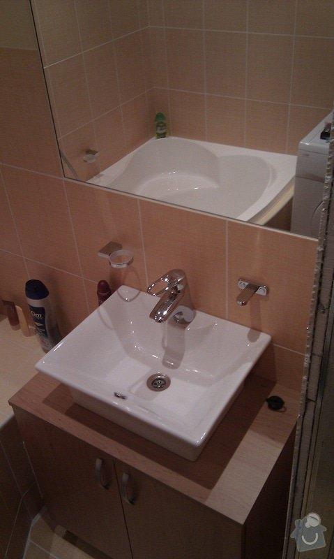Rekonstrukce koupelny,kuchyně Proskovická: IMAG0344