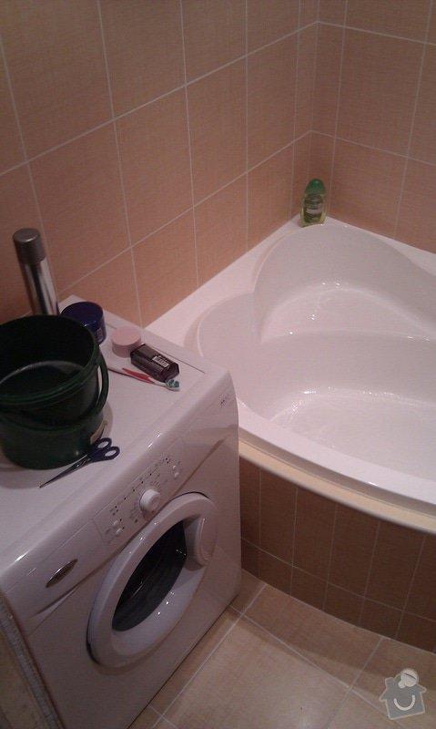 Rekonstrukce koupelny,kuchyně Proskovická: IMAG0347