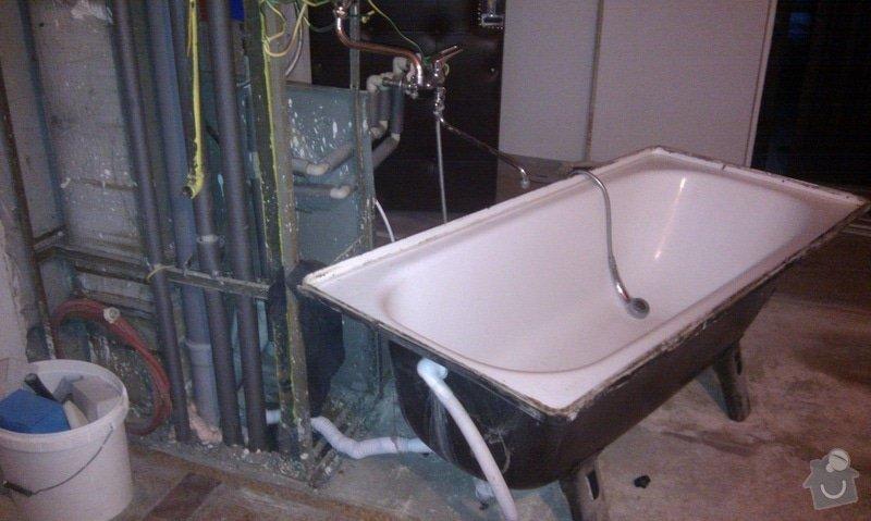 Rekonstrukce koupelny,kuchyně Proskovická: IMAG0271