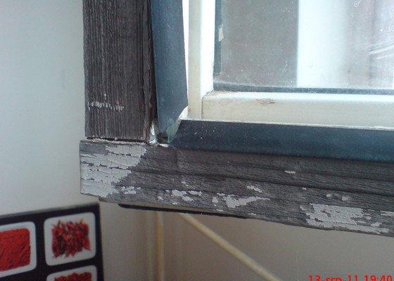 Zprovoznění oken, zkrášlení oken vizuálními prvky