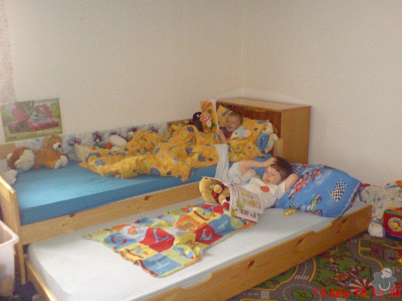 Příprava bytu po prababičce k bydlení mladé rodiny: DSC04055