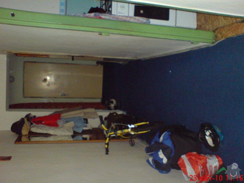 Příprava bytu po prababičce k bydlení mladé rodiny: DSC04420