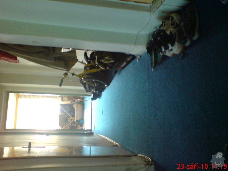 Příprava bytu po prababičce k bydlení mladé rodiny: DSC04425