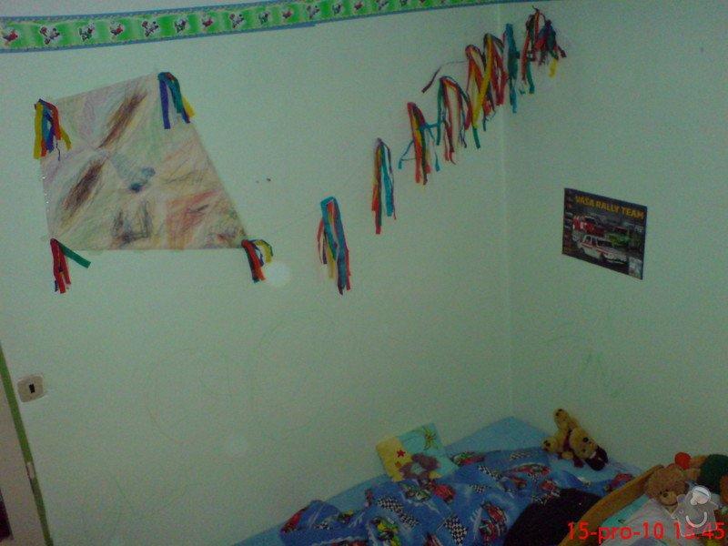 Příprava bytu po prababičce k bydlení mladé rodiny: DSC04709