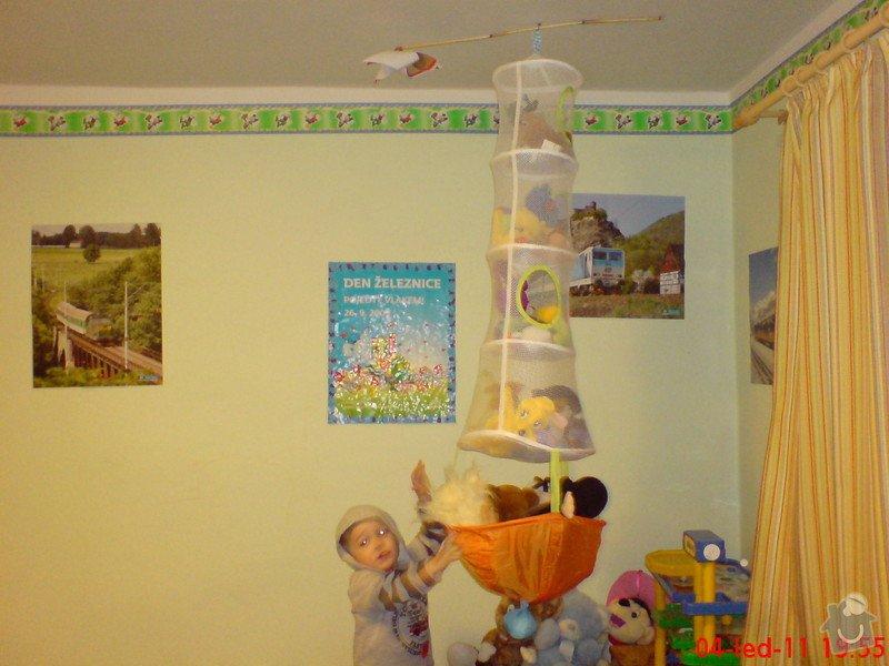 Příprava bytu po prababičce k bydlení mladé rodiny: DSC04871
