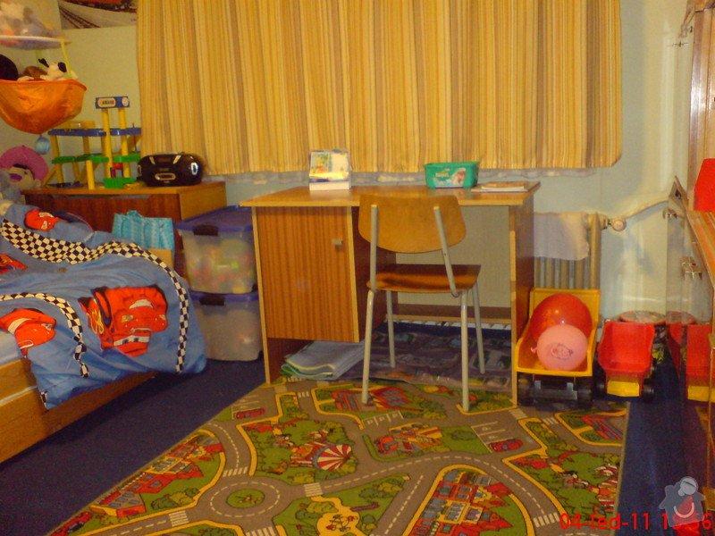 Příprava bytu po prababičce k bydlení mladé rodiny: DSC04876