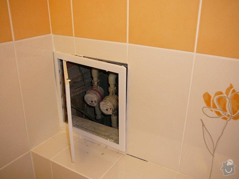 Rekonstrukce koupelny (výměna vany, obklady): P1110043
