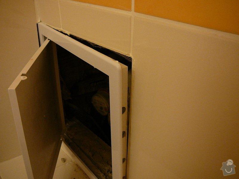 Rekonstrukce koupelny (výměna vany, obklady): P1110042