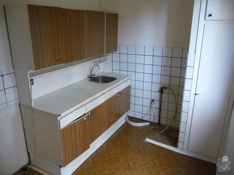 Rekonstrukce bytu 2+1 - bourací práce, jádro, podlahy: 10_Puvodni_kuchyn