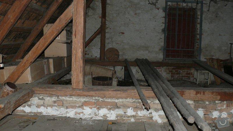 Rekonstrukce střechy: P1060715