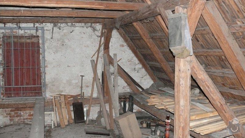 Rekonstrukce střechy: P1060718